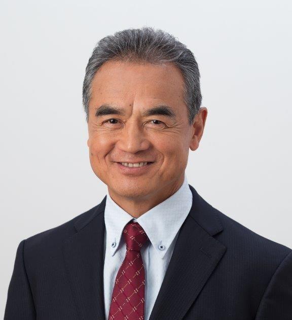 松井 義治<br> Yoshiharu Matsui